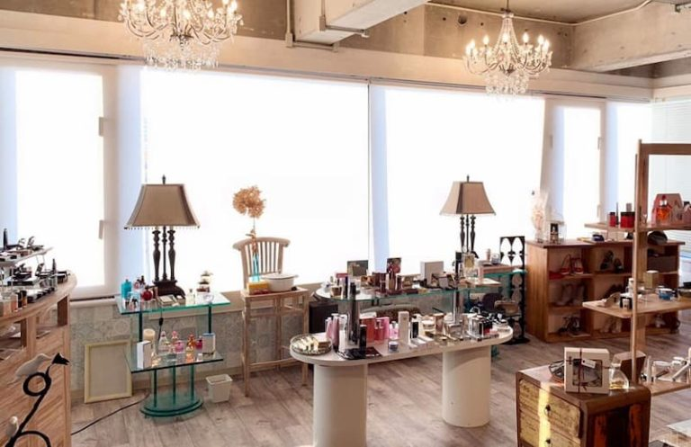 化粧品買取のセカンドビューティーは店舗を構えるコスメサロンです